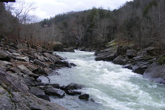 Rockcastle River Narrows